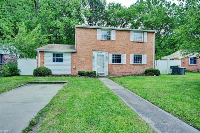 1934 Beall Dr, Hampton, VA 23663 (MLS #10318444) :: Chantel Ray Real Estate