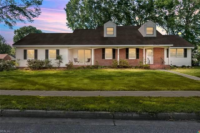 1444 Bayberry Pl, Chesapeake, VA 23320 (MLS #10318502) :: Chantel Ray Real Estate
