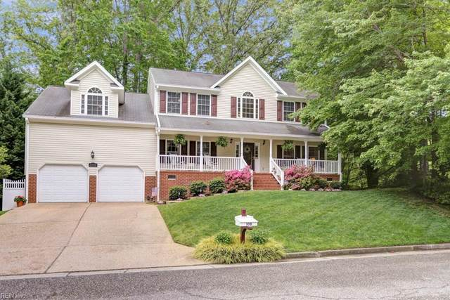 108 Pointers Gln, Newport News, VA 23606 (#10318539) :: Upscale Avenues Realty Group