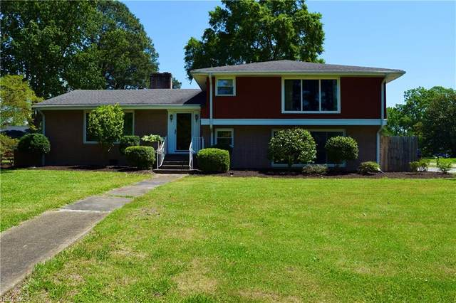 3201 Camellia Dr, Portsmouth, VA 23703 (MLS #10318590) :: Chantel Ray Real Estate