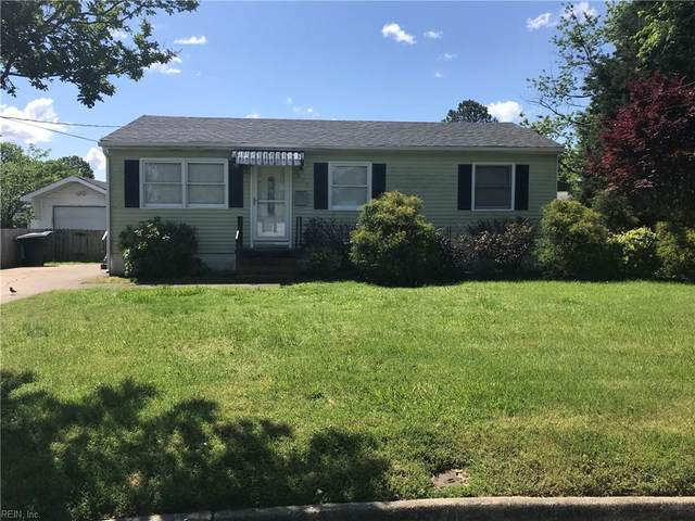 1002 75th St, Newport News, VA 23605 (#10318632) :: Atkinson Realty