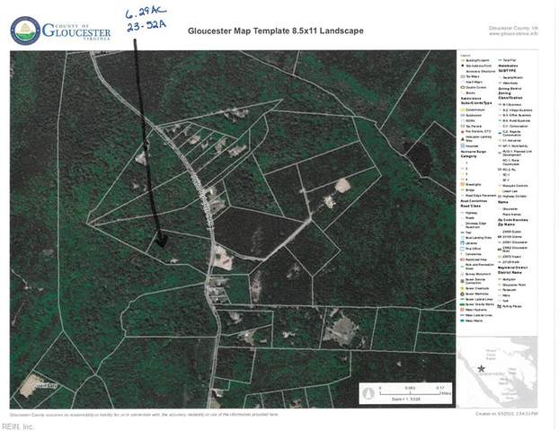 6.29ac Willis Rd, Gloucester County, VA 23061 (#10318638) :: Berkshire Hathaway HomeServices Towne Realty