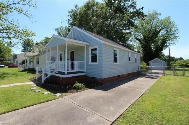 331 Algonquin Rd, Hampton, VA 23661 (MLS #10318640) :: AtCoastal Realty