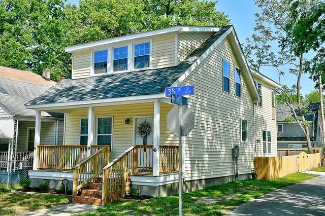 842 W 35th St W, Norfolk, VA 23508 (MLS #10318657) :: AtCoastal Realty