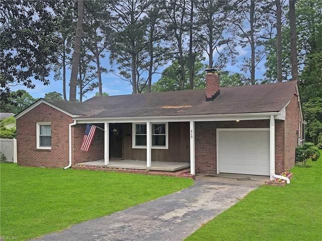 415 Tareyton Ln, Portsmouth, VA 23701 (#10318724) :: Rocket Real Estate
