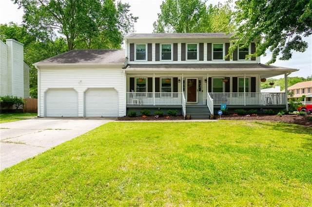 1901 Mill Pond Dr, Chesapeake, VA 23320 (#10318787) :: AMW Real Estate