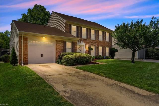 881 Northwood Dr, Virginia Beach, VA 23452 (MLS #10318808) :: Chantel Ray Real Estate