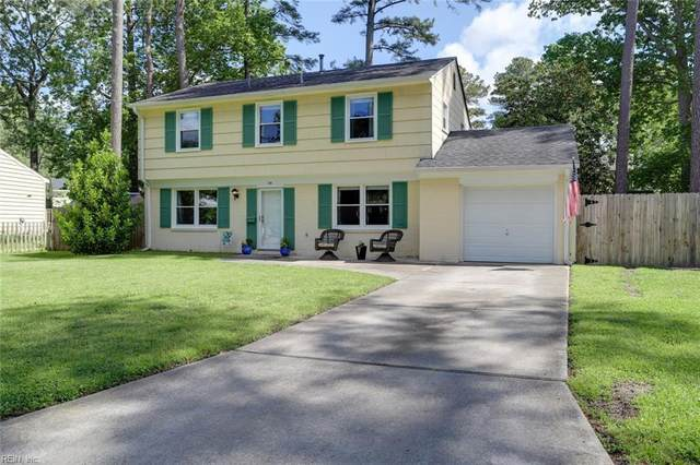 736 Fox Rn, Virginia Beach, VA 23452 (#10318815) :: Rocket Real Estate
