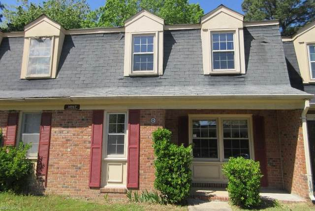 14567 Old Courthouse Way D, Newport News, VA 23608 (#10318839) :: Encompass Real Estate Solutions