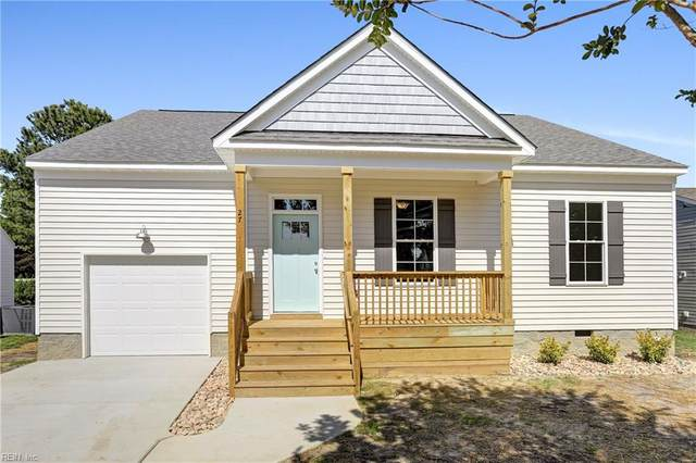 27 Trail St, Hampton, VA 23669 (MLS #10318845) :: AtCoastal Realty