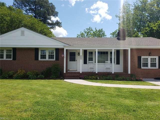 330 Faulk Rd, Norfolk, VA 23502 (#10318879) :: Abbitt Realty Co.