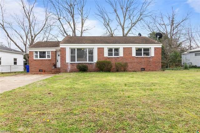 8412 Nathan Ave, Norfolk, VA 23518 (MLS #10318999) :: Chantel Ray Real Estate