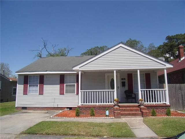 810 Roseclair St, Norfolk, VA 23523 (#10319036) :: AMW Real Estate