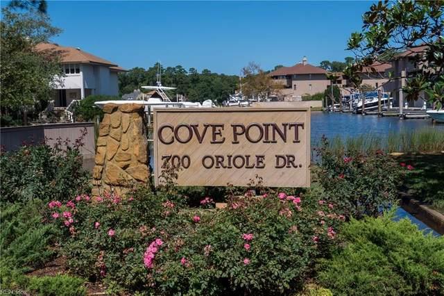 700 Oriole Dr #516, Virginia Beach, VA 23451 (#10319084) :: AMW Real Estate
