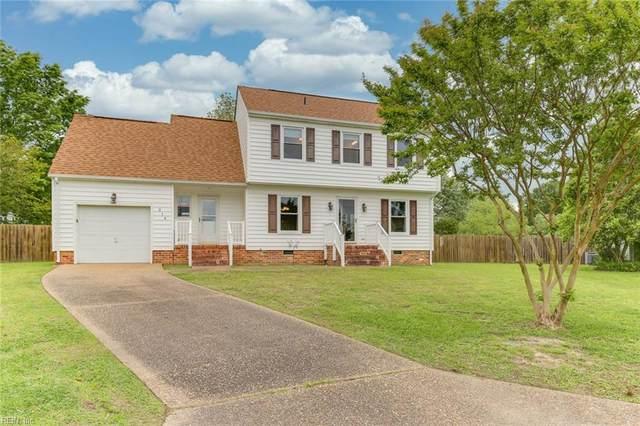 214 Ada Ter, Newport News, VA 23608 (MLS #10319100) :: Chantel Ray Real Estate