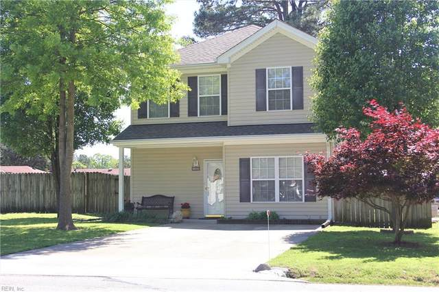 1009 Lindale Dr, Chesapeake, VA 23320 (#10319183) :: Atkinson Realty