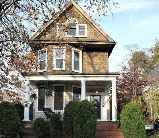 834 Spotswood Ave, Norfolk, VA 23517 (MLS #10319208) :: Chantel Ray Real Estate