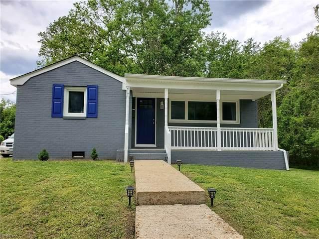 417 Hollywood Ave, Suffolk, VA 23434 (MLS #10319209) :: Chantel Ray Real Estate