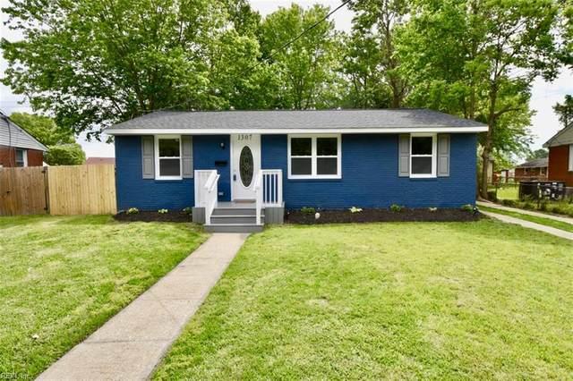 1307 Drayton Rd, Chesapeake, VA 23324 (MLS #10319211) :: Chantel Ray Real Estate