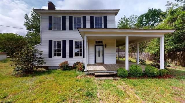 4134 Hickory Fork Rd, Gloucester County, VA 23061 (MLS #10319220) :: AtCoastal Realty