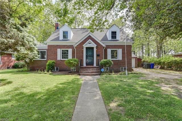 1725 Hancock Ave, Norfolk, VA 23509 (MLS #10319284) :: Chantel Ray Real Estate