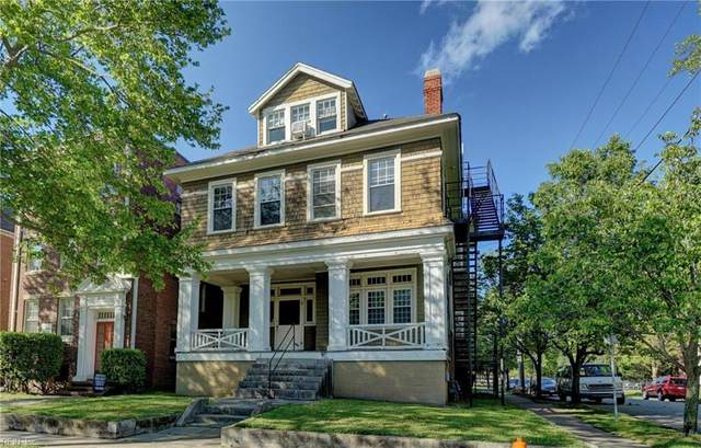 602 Graydon Ave, Norfolk, VA 23507 (MLS #10319286) :: Chantel Ray Real Estate