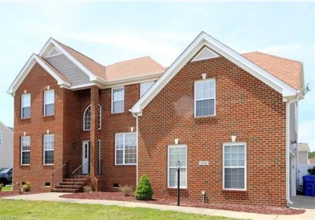 100 Cottondale Pl, Suffolk, VA 23435 (#10319342) :: The Kris Weaver Real Estate Team