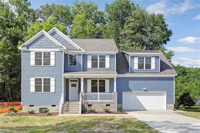 4.3ac Brickhouse Rd, Poquoson, VA 23662 (#10319370) :: Tom Milan Team