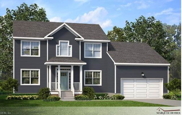 2713 Seaford Rd, York County, VA 23696 (#10319412) :: The Bell Tower Real Estate Team