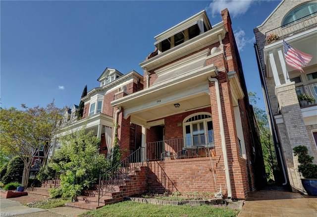 506 Mowbray Arch, Norfolk, VA 23507 (MLS #10319472) :: Chantel Ray Real Estate