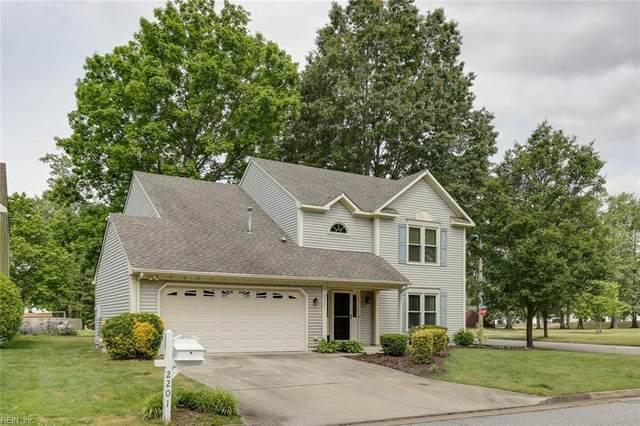 2201 Eagle Ridge Ct, Virginia Beach, VA 23456 (#10319493) :: Berkshire Hathaway HomeServices Towne Realty
