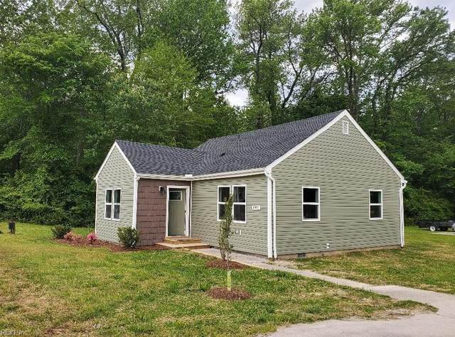 1925 Rolfe Hwy, Surry County, VA 23839 (#10319507) :: RE/MAX Central Realty