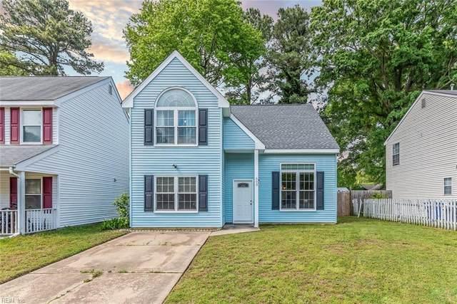 503 Dahlia Ct, Newport News, VA 23608 (MLS #10319545) :: Chantel Ray Real Estate