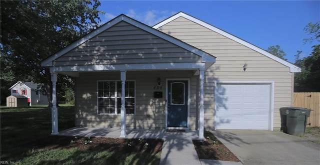 454 England Ave, Hampton, VA 23669 (#10319563) :: Upscale Avenues Realty Group