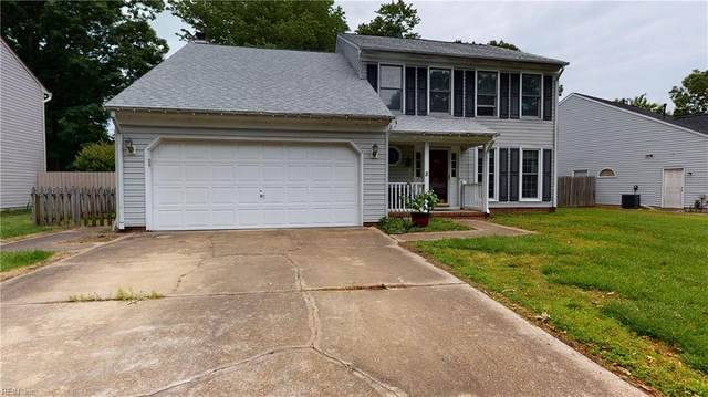 8 Copper Kersey Dr, Hampton, VA 23666 (#10319600) :: Upscale Avenues Realty Group