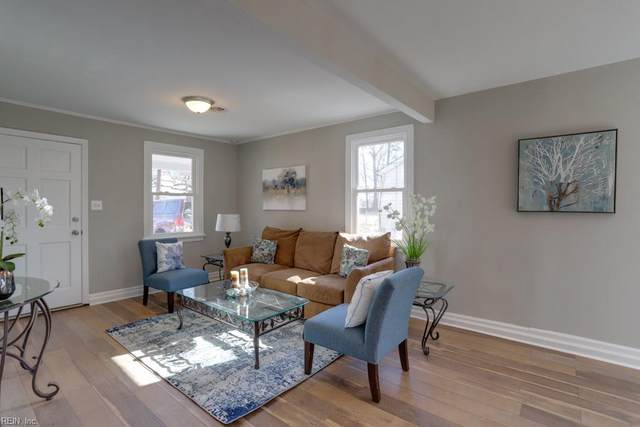128 Glenwood Rd, Hampton, VA 23669 (MLS #10319632) :: Chantel Ray Real Estate