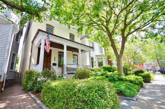 320 Fairfax Ave, Norfolk, VA 23507 (MLS #10319716) :: Chantel Ray Real Estate