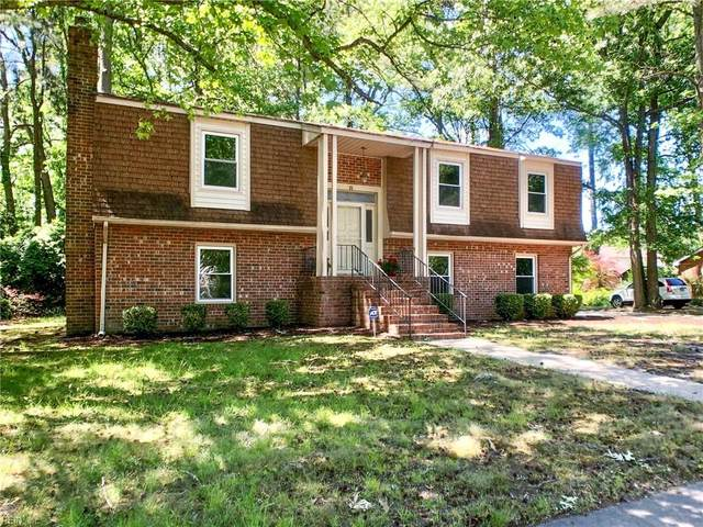 35 Farmington Blvd, Hampton, VA 23666 (#10319733) :: Abbitt Realty Co.