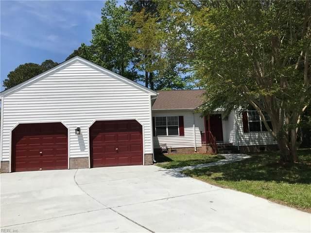 5 Kansas Ct, Hampton, VA 23669 (MLS #10319834) :: Chantel Ray Real Estate
