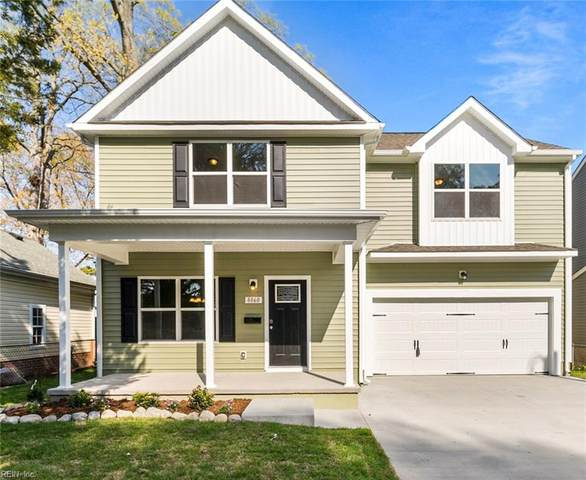 409 Draper Dr, Norfolk, VA 23505 (#10319874) :: The Kris Weaver Real Estate Team
