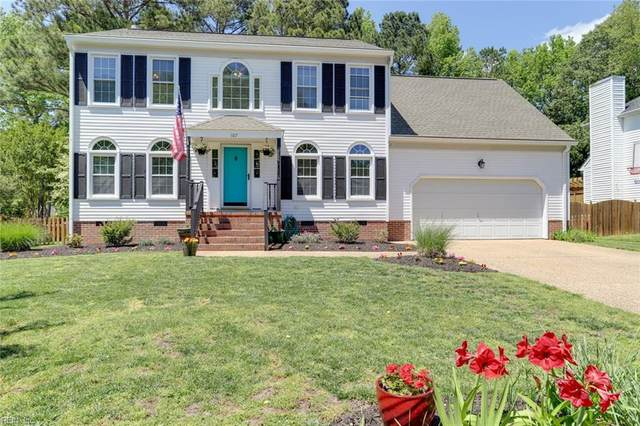 107 Champions Path, York County, VA 23693 (#10319909) :: RE/MAX Central Realty