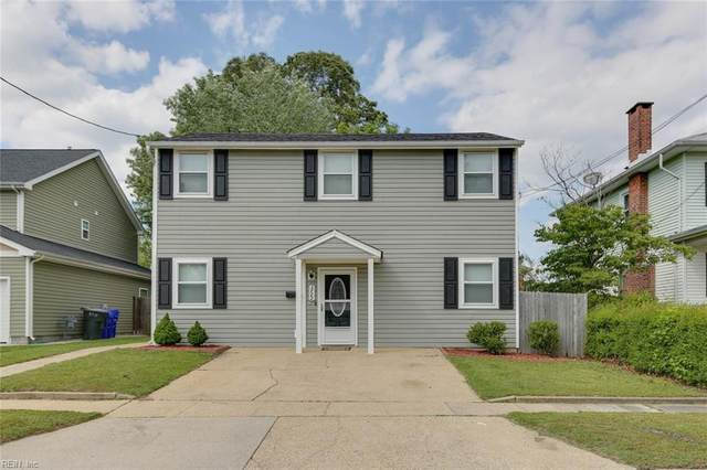 3722 Amherst St, Norfolk, VA 23513 (#10319912) :: RE/MAX Central Realty