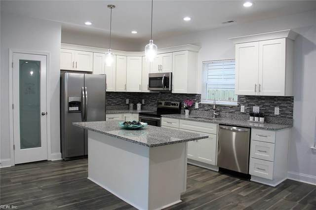 14 E Virginia Ave, Hampton, VA 23663 (MLS #10319945) :: AtCoastal Realty