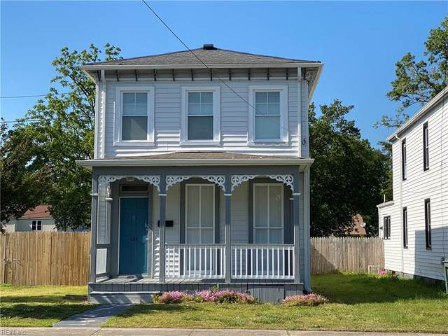 324 Chapel St, Hampton, VA 23669 (MLS #10319974) :: AtCoastal Realty