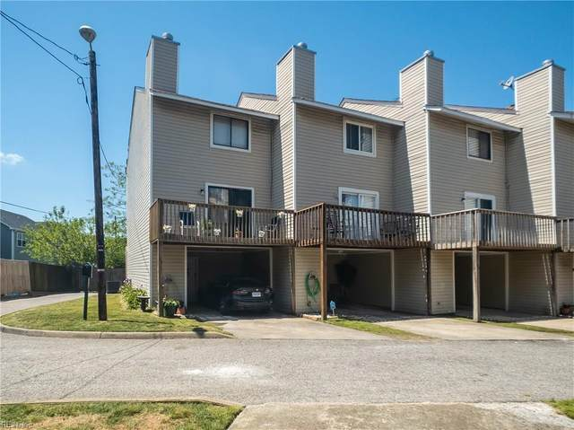 1515 E Ocean View Ave #109, Norfolk, VA 23503 (#10319978) :: Kristie Weaver, REALTOR