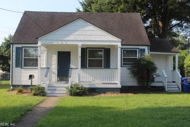 3407 Commonwealth Ave, Portsmouth, VA 23707 (MLS #10319979) :: AtCoastal Realty