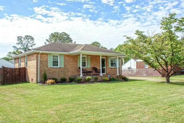 1115 Woodland Terrace Dr, Chesapeake, VA 23323 (#10319991) :: Kristie Weaver, REALTOR