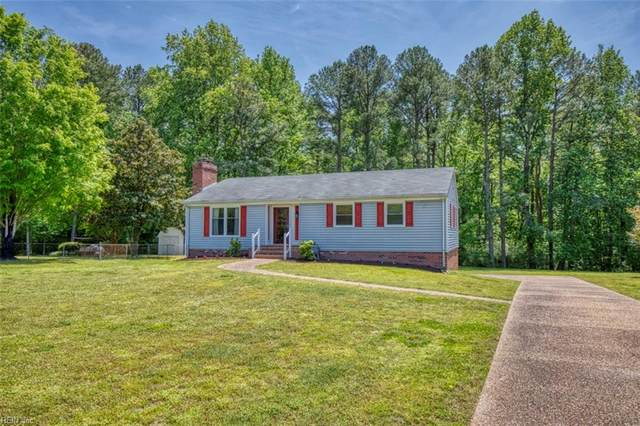 115 Deer Path Rd, York County, VA 23188 (#10320029) :: Upscale Avenues Realty Group