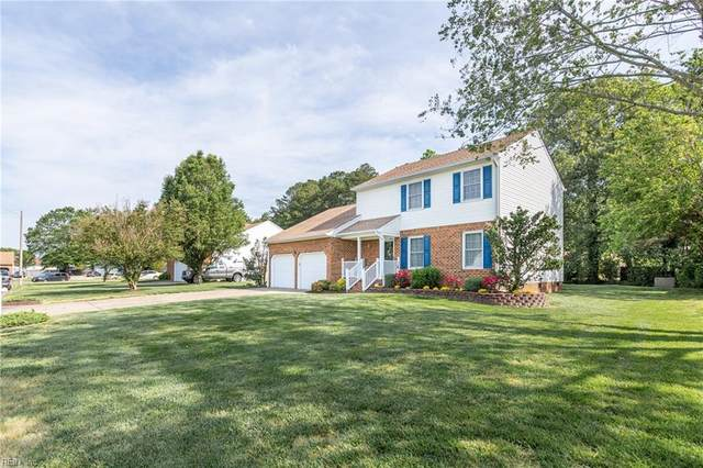 312 Spurlane Cir, Chesapeake, VA 23322 (MLS #10320037) :: Chantel Ray Real Estate
