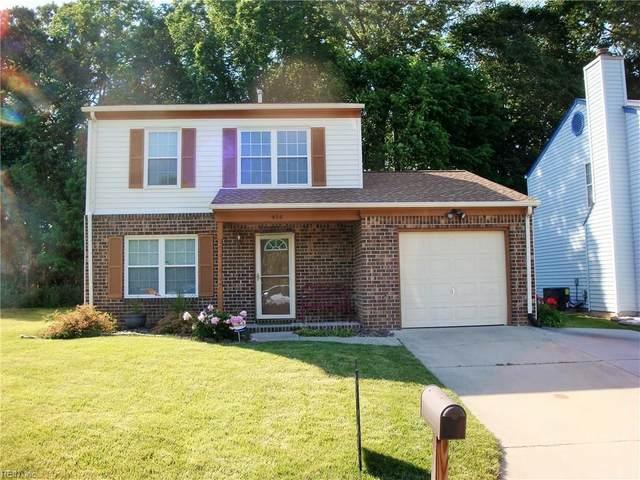 414 Westview Dr, Hampton, VA 23666 (#10320064) :: Abbitt Realty Co.
